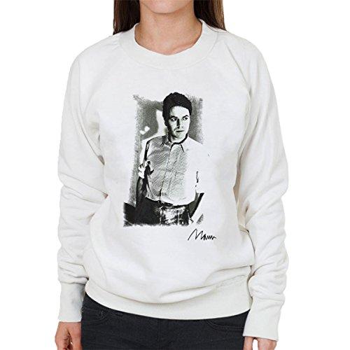 Robert Palmer Photo Women's Sweatshirt