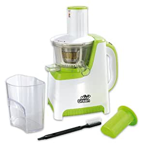 Mr Green Slow Juicer Entsafter : Amazon.de: Tv - Unser Original 06853 Mr. Green Slow Juicer