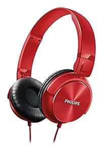 Philips SHL3060RD/00 Kopfhörer rot