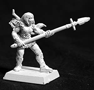 Desconocido Reaper Miniatures 14014 - Metal Miniatura Importado de Alemania