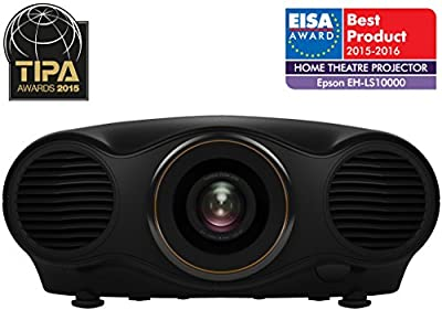 Epson EH-LS10000 Home Cinema Projector 4K Projection with Laser 3LCD 3D
