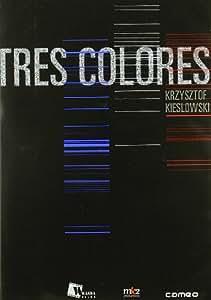 Pack Tres Colores [Import espagnol]