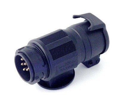 Preisvergleich Produktbild Turbocar-Adapter Stecker Anhänger 13Males 7weiblich