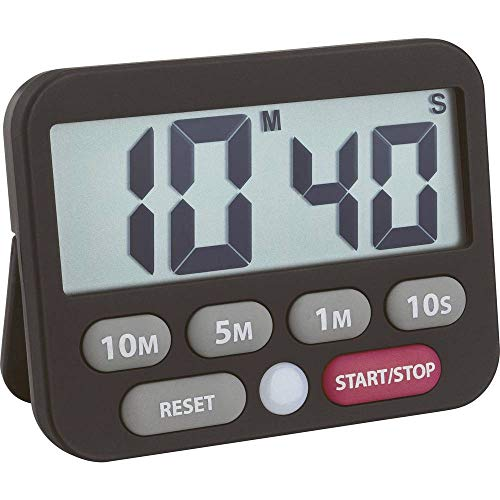 TFA Dostmann Digital Temporizador y cronómetro