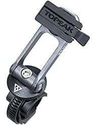 Topeak RideCase Mount - 1-1/4 pouces gris/noir 2017