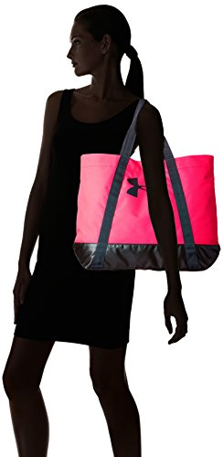Under Armour Ua Favorite Logo Tote - black/ black/ white Rosa