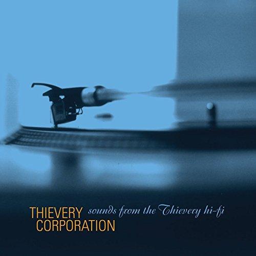 Preisvergleich Produktbild Sounds from the Thievery Hi-Fi [Vinyl LP]