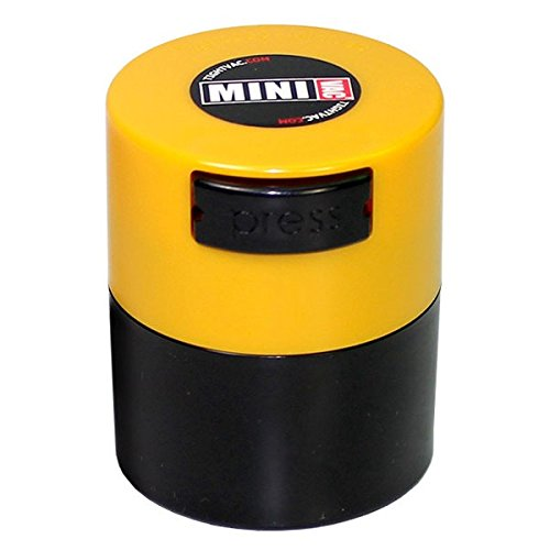 tightvac-minivac-1-ounce-vacuum-sealed-dry-goods-storage-container-black-body-yellow-cap