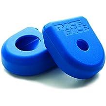 Race Face a10066blu protecciones para bielas de bicicleta, azul