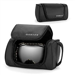 Oakley Universal Soft Goggle Case, Unisex, Erwachsene, Schwarz, Einheitsgröße