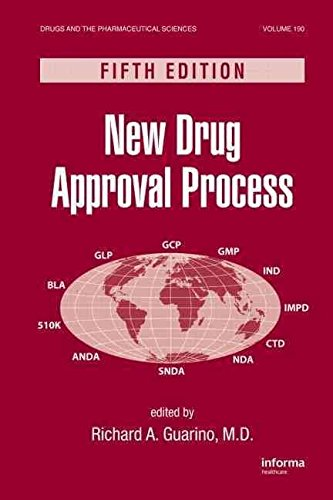 [(New Drug Approval Process)] [Edited by Richard A. Guarino] published on (June, 2009)