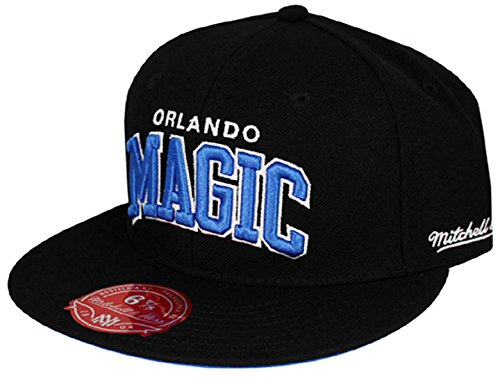 Mitchell & Ness NBA Orlando Magic 2 Tone Arch Fitted Cap (7)