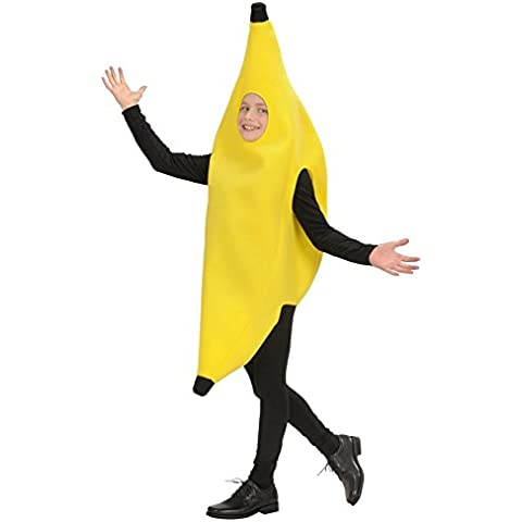 Infantil 158cm plátano Niño Traje de 60s 70s 80s de disfraces de dibujos animados