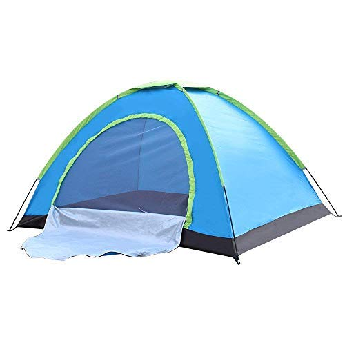 ASkyl Waterproof Camping Tent 2 Person Tent (Multi Color) (6 Person)