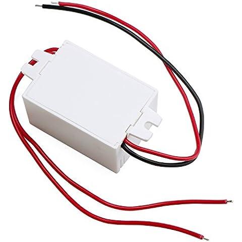 DEOK 90~240V 220 V AC a 12 V por componentes convertidor DC LED Step Down fuente de alimentación 5 W 450mA