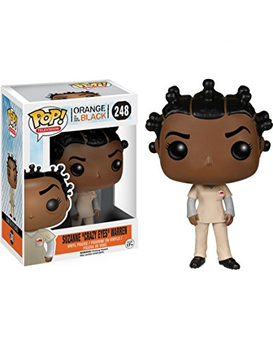 Funko - Figurina Orange Is The New Nero Tv - Suzanne Crazy Eye Pop 10Cm - 0849803057923