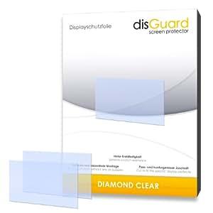 disGuard Film de protection d'écran haute qualité pour Canon Powershot G1 X Mark II 3 x disGuard transparence diamant