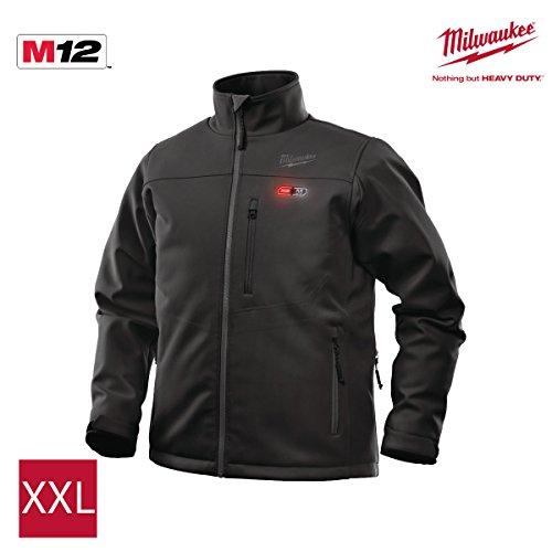 Preisvergleich Produktbild M12 HJ BL3-0 Akku-Thermo-Jacke schwarz