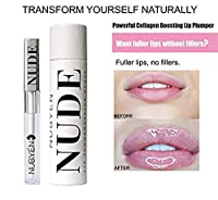 A unique & effective volumising gloss. Use solo or with lipstick. Active natural ingredients include collagen, hyaluronic acid, menthol, & lemongrass. Initially you'll experience a cool menthol sensation and the scent of lemongrass. A tingle ...