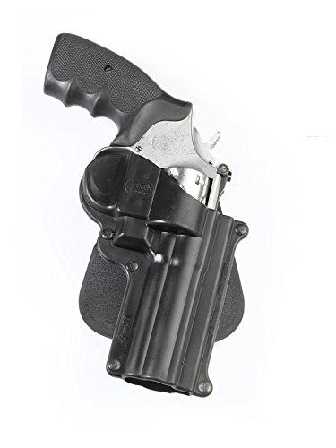 Fobus neu verdeckte Trage Pistolenhalfter Halfter Holster für Smith und Wesson S&W L&K Frame 4inch Barrel, 686 6-shot & 7-shot cylinders / Taurus 65 Pistole (Fobus Holster Taurus)
