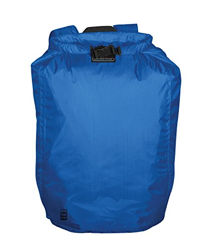 Price comparison product image Mens Stormtech Waterproof Ripstop 28L Sealed Backpack Cool Blue/Black One Size