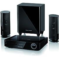 Harman Kardon BDS 485S Sistema Blu-Ray Disc 4K a 2.1 canali da 330 Watt, con Spotify Connect, Airplay e Tecnologia Bluetooth, Nero prezzi su tvhomecinemaprezzi.eu