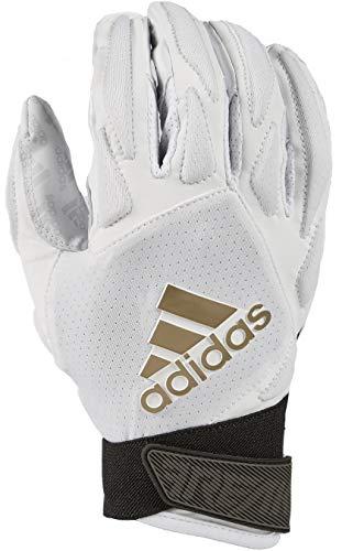adidas Freak 4.0 leicht gepolsterte Football Handschuhe Design 2019 - weiß Gr. L