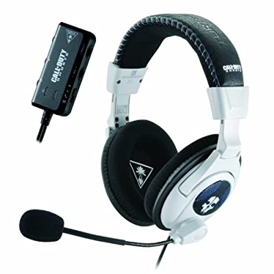 Turtle Beach Ear Force: Call of Duty: Ghosts - Shadow Stereo Headset by Turtle Beach