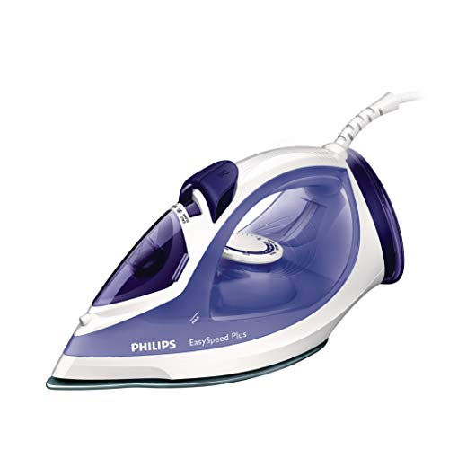 Philips EasySpeed Plus GC2048 2300-Watt Steam Iron (Purple)
