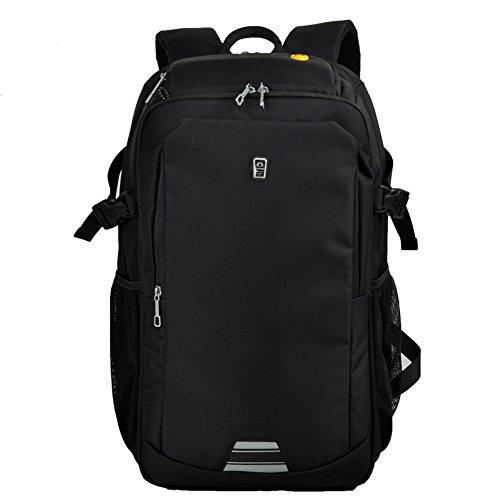 692c191fb05fb Sinpaid Hergestellt aus Oxford Business Laptop Rucksack Wasserdichte Reise  Daypack Schule Bookbag