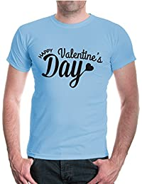 buXsbaum T-Shirt Happy Valentines Day