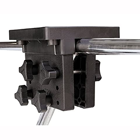 Scotty Stanchion Rail Mount for