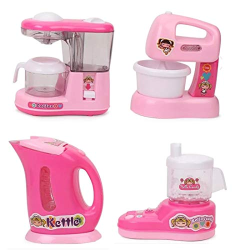IndusBay Kitchen and Household Utility Toy Set for Kids Working...