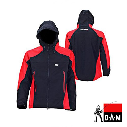 dam-steelpower-red-softshell-jacke-xxl