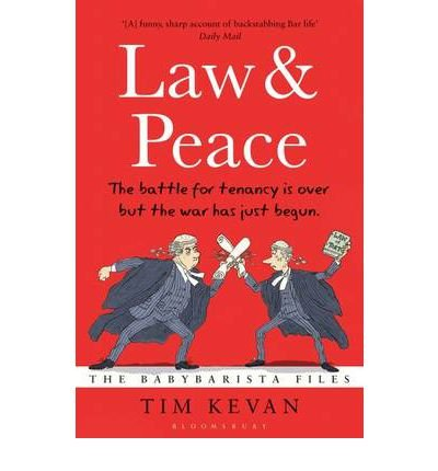 Law and PeaceThe BabyBarista Files