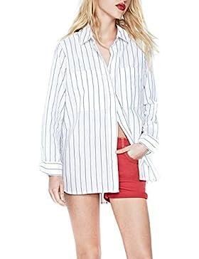 Camisa Rayas Mujer Ritas Pepe Jeans Multi