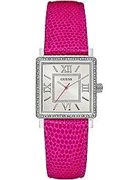 Guess Highline - Damenuhr - pink W0829L12
