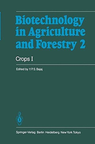 crops-i-v-1-biotechnology-in-agriculture-and-forestry-by-y-p-s-bajaj-1988-02-01