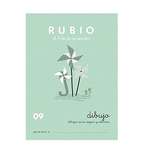 Cuadernos Rubio: Escritura 09 por Ramón Rubio Silvestre