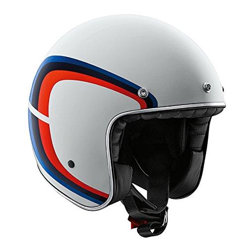 Casco Legend Tricolor Moto BMW Motorrad 54