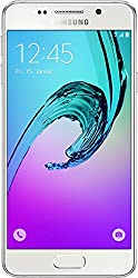 Samsung Galaxy A3 Smartphone (12 cm (4,71 Zoll) HD Super AMOLED Touch-Display, 16 GB, Android 5.1)  weiß