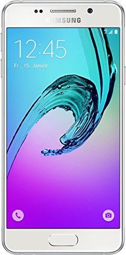 Samsung Galaxy A3 (2016) Smartphone (4,7 Zoll (12,04 cm) Touch-Display, 16 GB Speicher, Android 5.1) weiß