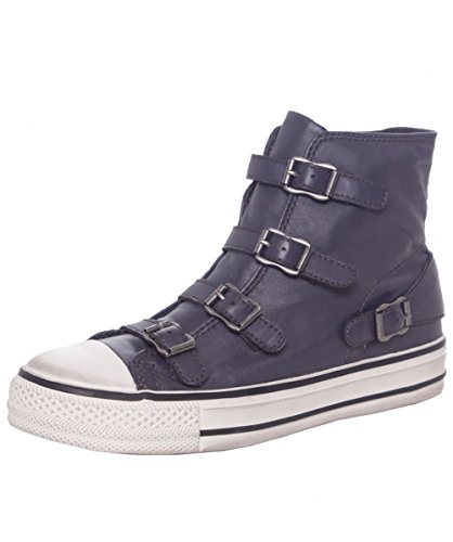 Ash Women's Virgin High Top Trainers 8 Graphite