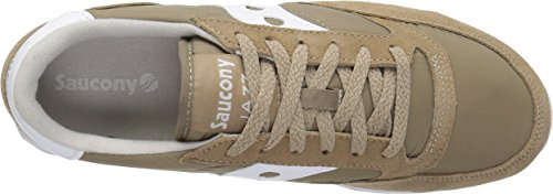 Saucony Jazz Original S2044-382, Chaussures de Tennis Homme Marron
