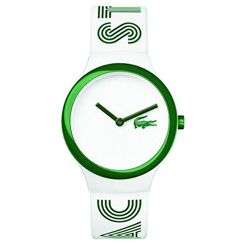 Lacoste Unisexo Goa Analógico Casual Cuarzo Reloj 2020104