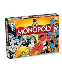 DC Bd Rétro Monopoly