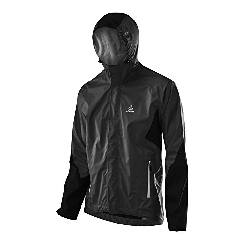 Löffler WPM-3 CF Hooded Bike Jacket - anthracite