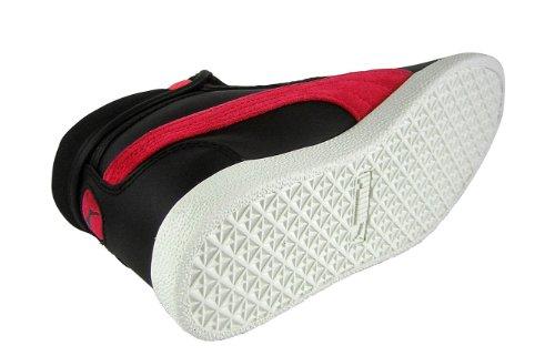 Puma MAGIC TOP L, Sneaker donna (black/fluo pink)