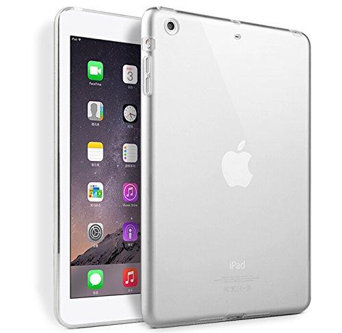 Luch iPad Mini 1 2 3 TPU Schutzhülle - Case Transparent Tablet Hülle für iPad Mini Cover Durchsichtig Soft Silikon Crystal Clear Case Backcover Bumper Slimcase