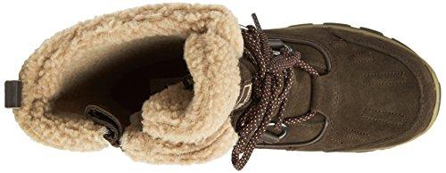 Karrimor Cordova Weathertite, Chaussures de Randonnée Hautes Femme Marron (Brn)